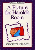 A Picture For Harold S Room A Purple Crayon Adventure